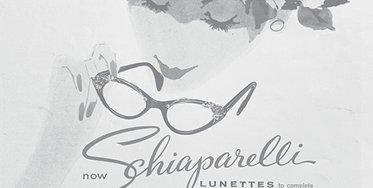Brillen treffen auf Haute Couture