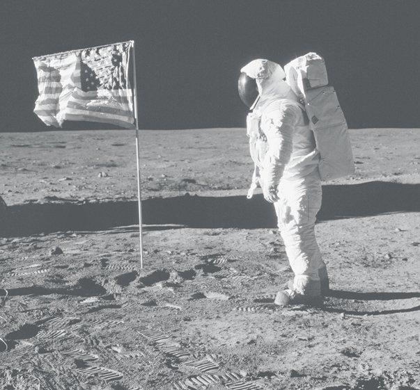 Apollo 11 atterra sulla luna